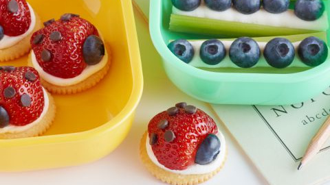 Berry Bento Box recipe