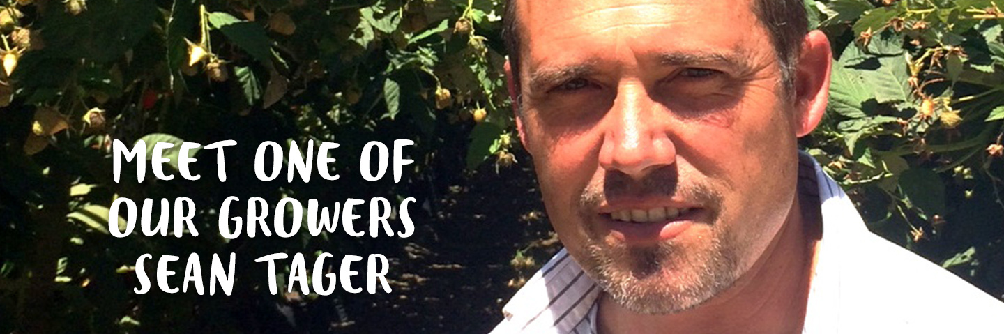Meet our grower Sean Tager