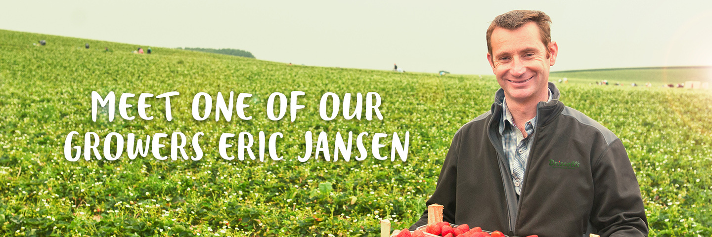 Meet our grower Eric Jansen