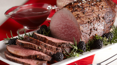 Blackberry Cabernet Roast