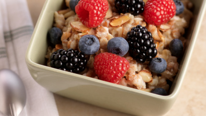 Multi Grain Mixed Berry Hot Cereal