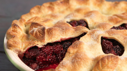 Perfect Blackberry Pie Recipe