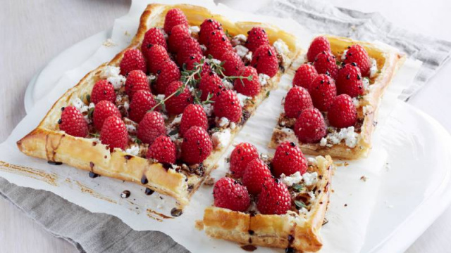 Raspberry pie recipe